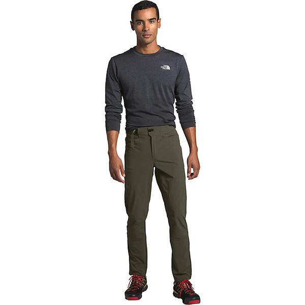 【クーポンで最大2000円OFF】(取寄)ノースフェイス メンズ サミット L1 ブイアールティー シンセティック クライム パンツ The North Face Men's Summit L1 VRT Synthetic Climb Pant New Taupe Green