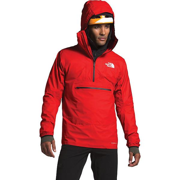 (取寄)ノースフェイス メンズ サミット L5 ブイアールティー フューチャーライト プルオーバー The North Face Men's Summit L5 VRT FUTURELIGHT Pullover Fiery Red