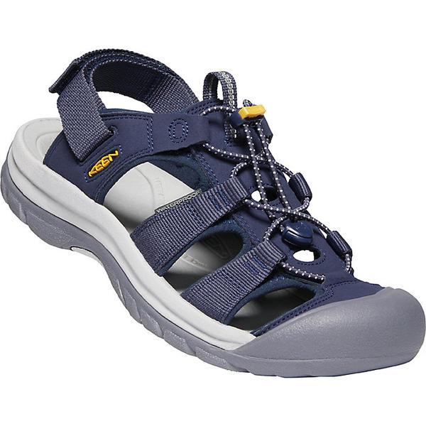 (取寄)キーン メンズ ラァピッズ エイチツー サンダル Keen Men's Rapids H2 Sandal Navy / Grey