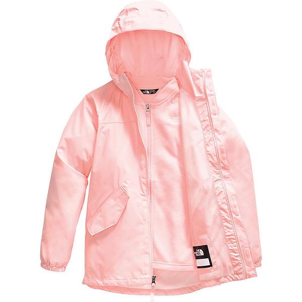 【クーポンで最大2000円OFF】(取寄)ノースフェイス ユース ストーミー レイン トリクライメイト The North Face Youth Stormy Rain Triclimate Impatiens Pink