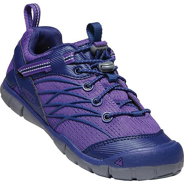 【クーポンで最大2000円OFF】(取寄)キーン ユース チャンドラー シーエヌエックス シュー Keen Youth Chandler CNX Shoe Royal Purple / Blue Depths
