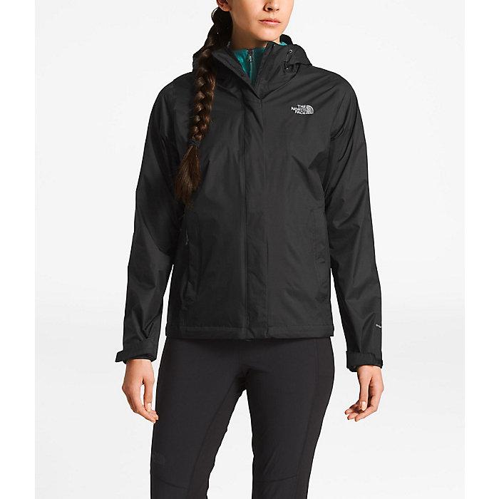 (取寄)ノースフェイス レディース ベンチャー 2 ジャケット The North Face Women's Venture 2 Jacket TNF Black