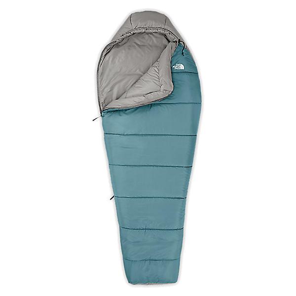 【クーポンで最大2000円OFF】(取寄)ノースフェイス ワサッチ 20F/-7℃ スリーピング バッグ The North Face Wasatch 20/-7 Sleeping Bag Aegean Blue / Zinc Grey