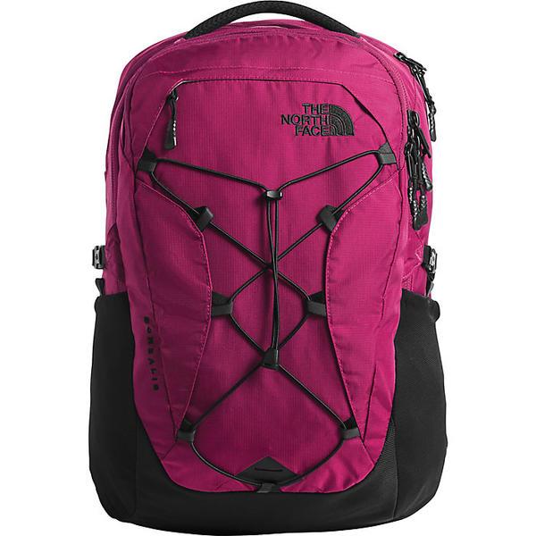 (取寄)ノースフェイス レディース ウィメンズ ボレアリス バックパック The North Face Women's Borealis Backpack Dramatic Plum Ripstop / TNF Black