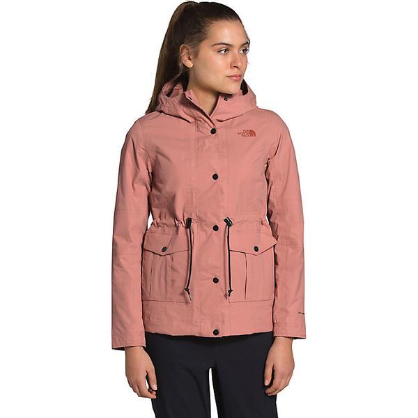 【クーポンで最大2000円OFF】(取寄)ノースフェイス レディース ズーミー ジャケット The North Face Women's Zoomie Jacket Pink Clay