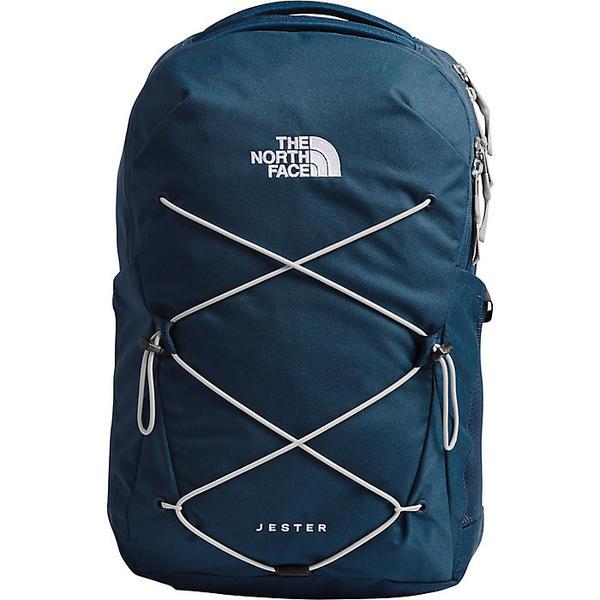 【クーポンで最大2000円OFF】(取寄)ノースフェイス レディース ジェスター バックパック The North Face Women's Jester Backpack Blue Wing Teal / Tin Grey