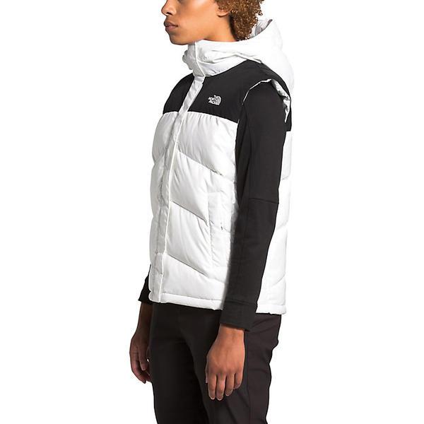 (取寄)ノースフェイス レディース ウィメンズ バラム ダウン ベスト The North Face Women's Balham Down Vest TNF White