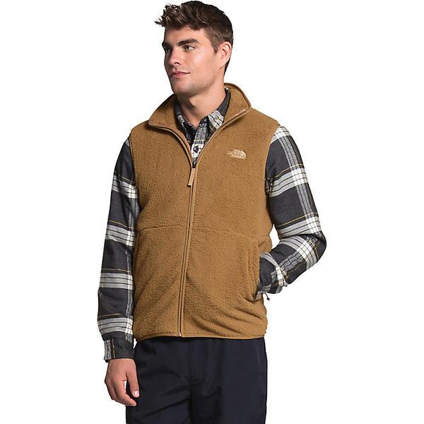【クーポンで最大2000円OFF】(取寄)ノースフェイス メンズ ダンレイヴン シェルパ ベスト The North Face Men's Dunraven Sherpa Vest Utility Brown