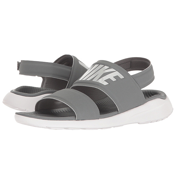 Nike Lady s sandals tongue Jun sandals Nike Women s Tanjun Sandal gray ash a32426122