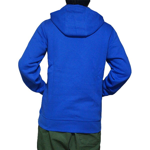nike sweater blue