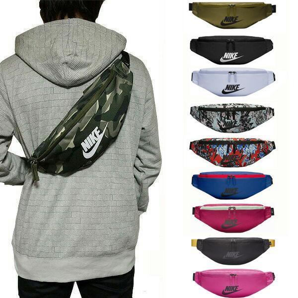 NIKE Nike hips bag heritage bum bag Nike Heritage Hip Pack correspondence