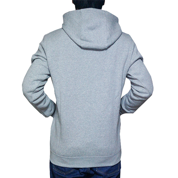431d83f5f95059 NIKE Hoodie NIKE Mens parka gray Club pullover Hoody Nike Men s NSW Club  Fleece Pullover Hoodie Dark Grey Heather Dark Grey Heather White 02P05Nov16