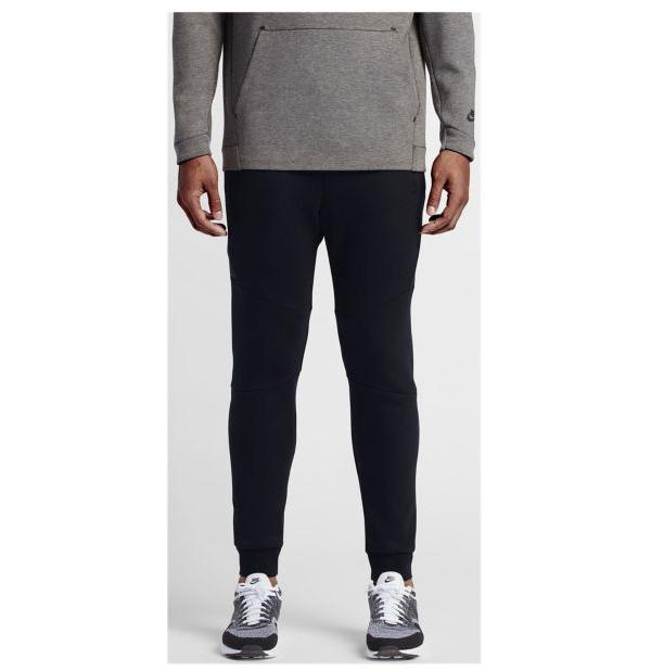 0da2cc92e NIKE Nike technical center fleece jogger underwear men black NIKE TECH  FLEECE JOGGER PANTS 805,162- ...