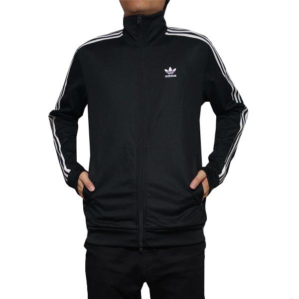 アディダス オリジナルス メンズ トラックジャケット ベッケンバウアー トラックトップ ブラック cw1250 adidas Originals Beckenbauer Tracktop Black