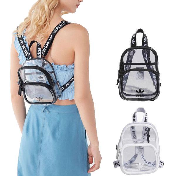 アディダス オリジナルス リュック クリア ミニ バックパック ミニリュック adidas Originals Clear Mini Backpack