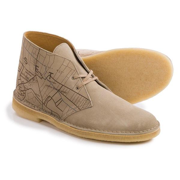 クラークス デザートブーツ メンズ サンド ベージュ Clarks Men's Desert Boots