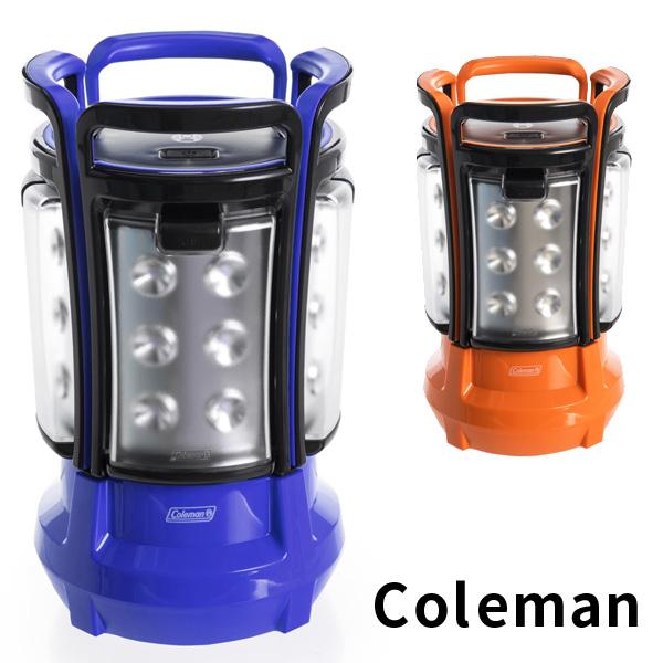 コールマン LED ランタン クアッド エリート Coleman Quad Elite Lantern 360ルーメン 電池式