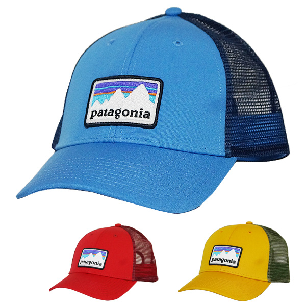 Patagonia hat cap 73 shop sticker patch rope lot lacquer hat Patagonia Shop  ticker Patch LoPro Trucker 62434bdd899