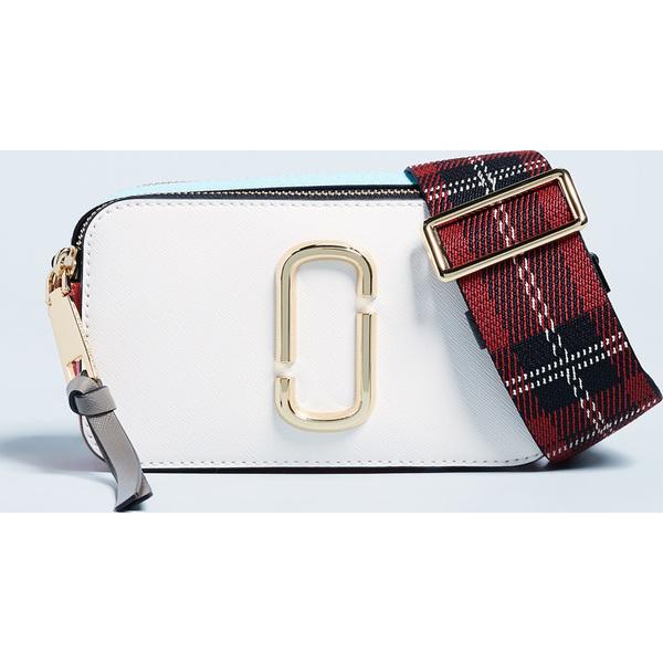 (取寄)Marc Jacobs Snapshot Camera Bag マークジェイコブス スナップショット カメラ バッグ Porcelain