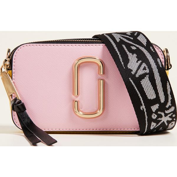 (取寄)Marc Jacobs Snapshot Camera Bag マークジェイコブス スナップショット カメラ バッグ BabyPink