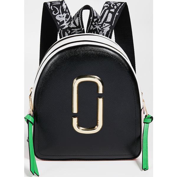 (取寄)Marc Jacobs Packshot Backpack マークジェイコブス パックショット バックパック BlackBabyPink