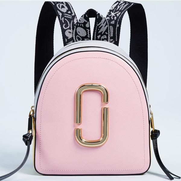 (取寄)Marc Jacobs Packshot Backpack マークジェイコブス パックショット バックパック BabyPink