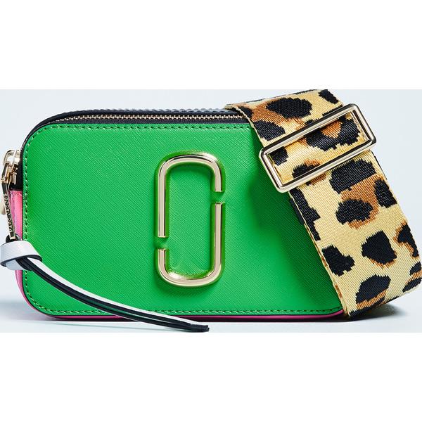 (取寄)Marc Jacobs Snapshot Camera Bag マークジェイコブス スナップショット カメラ バッグ Jade