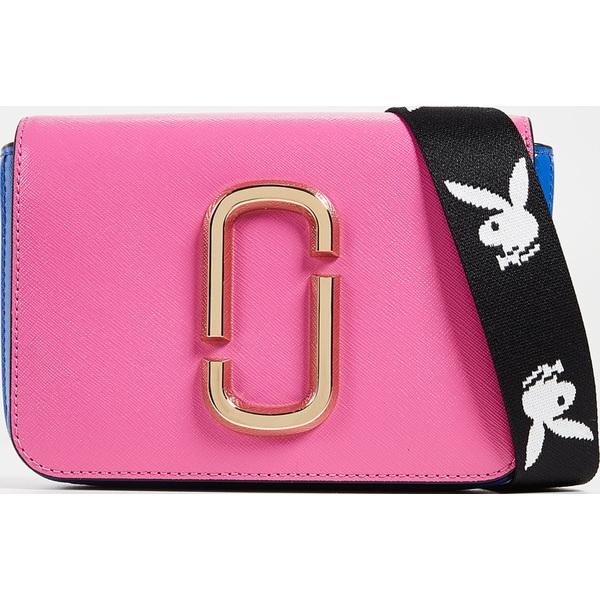 (取寄)Marc Jacobs Hip Shot Convertible Belt Bag マークジェイコブス ヒップ ショット コンバーチブル ベルト バッグ VividPink