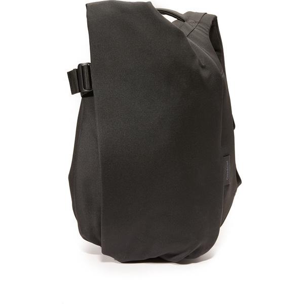 (取寄)Cote & Ciel Isar Medium Backpack コートエシエル イザール ミディアム バックパック Black