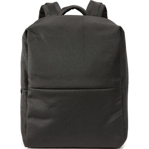 【エントリーでポイント5倍】(取寄)Cote & Ciel Rhine Backpack コートエシエル ライン バックパック Black