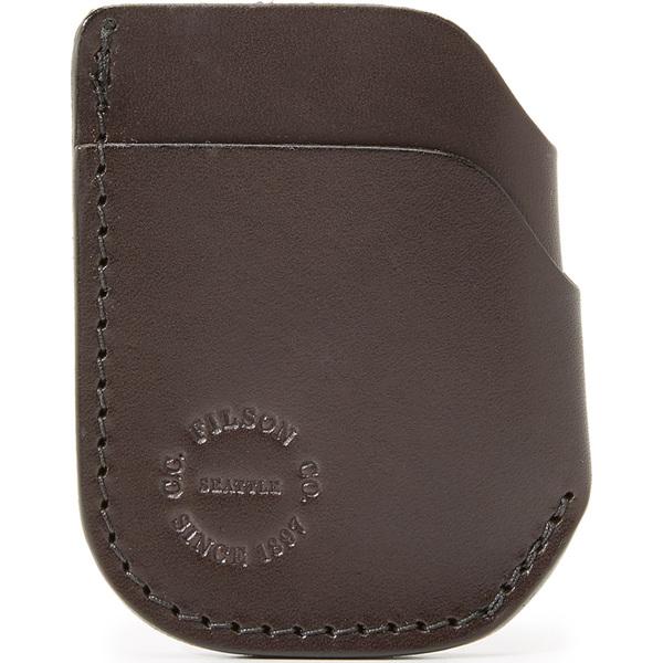 (取寄)FILSON Front Pocket Cash & Card Case フィルソン フロント ポケット キャッシュ & カード ケース Brown