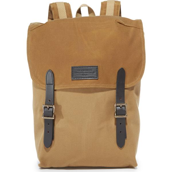 (取寄)FILSON Ranger Backpack フィルソン レンジャー バックパック Tan