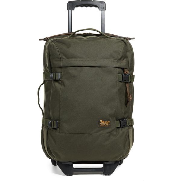 (取寄)FILSON Dryden 2 Wheel Carry On Suitcase フィルソン ドライデン 2 ホイール キャリー オン スーツケース OtterGreen