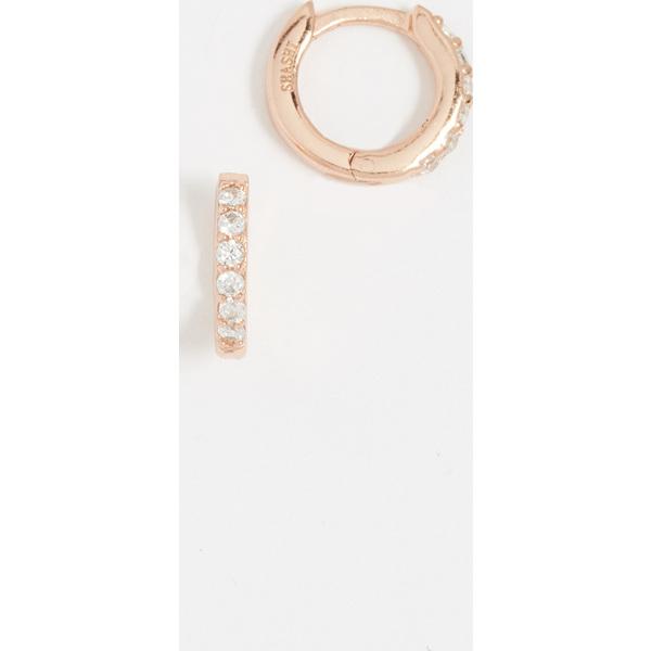 即日発送 Shashi シャシ ピアス アクセサリー レディース Katerina ファッション通販 RoseGold Hoop フープ あす楽対応 使い勝手の良い カテリナ Earrings