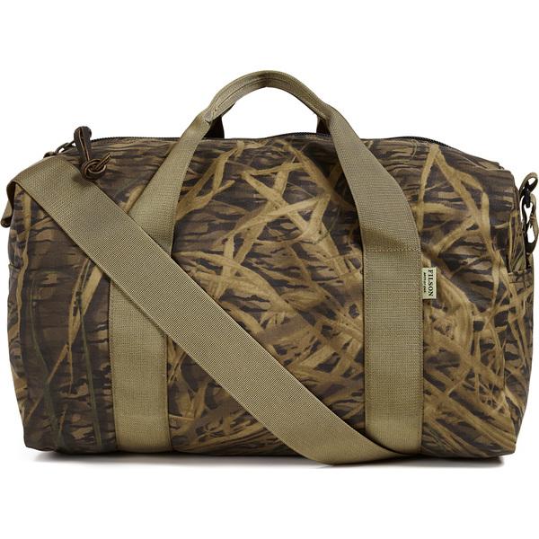 (取寄)FILSON Small Field Duffel Bag フィルソン スモール フィールド ダッフル バッグ Shadowgrass