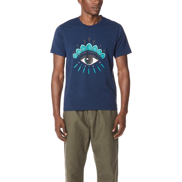 (取寄)KENZO Eye T-Shirt ケンゾー アイ Tシャツ Ink