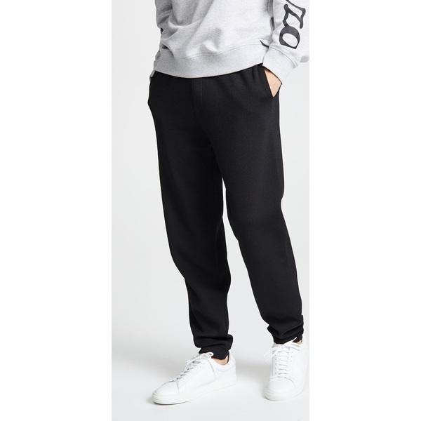 (取寄)KENZO Knitted Jog Pants ケンゾー ニット ジョグパンツ パンツ Black