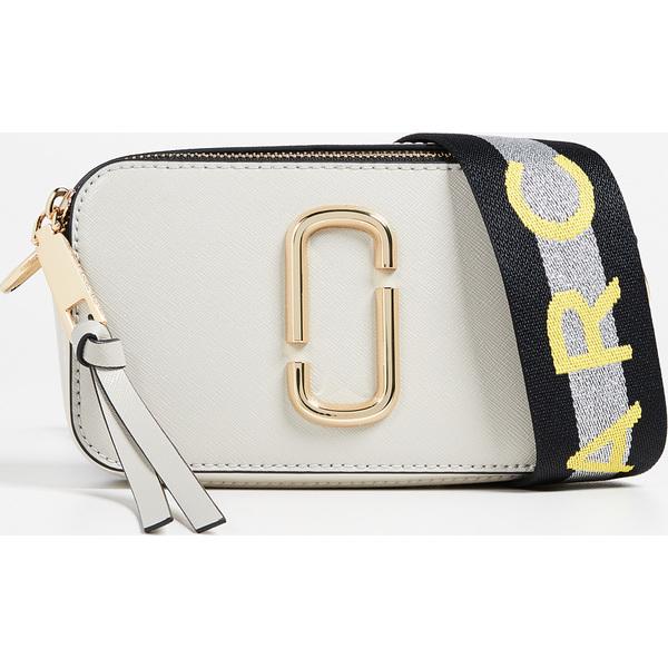 【エントリーでポイント5倍】(取寄)Marc Jacobs Snapshot Marc Jacobs Crossbody Bag マークジェイコブス スナップショット マークジェイコブス クロスボディ バッグ DustMulti
