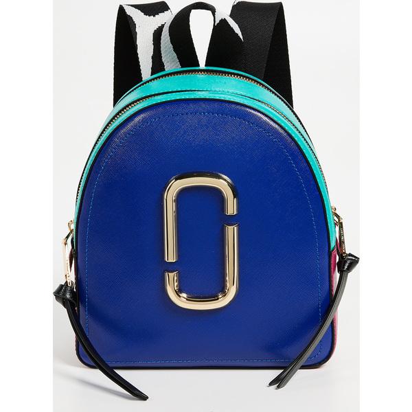 (取寄)Marc Jacobs Packshot Backpack マークジェイコブス パックショット バックパック AcademyBlueMulti