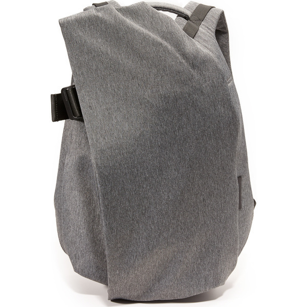 (取寄)Cote & Ciel Isar Ecoyarn Medium Backpack コートエシエル イザール エコヤーン ミディアム バックパック BlackMelange