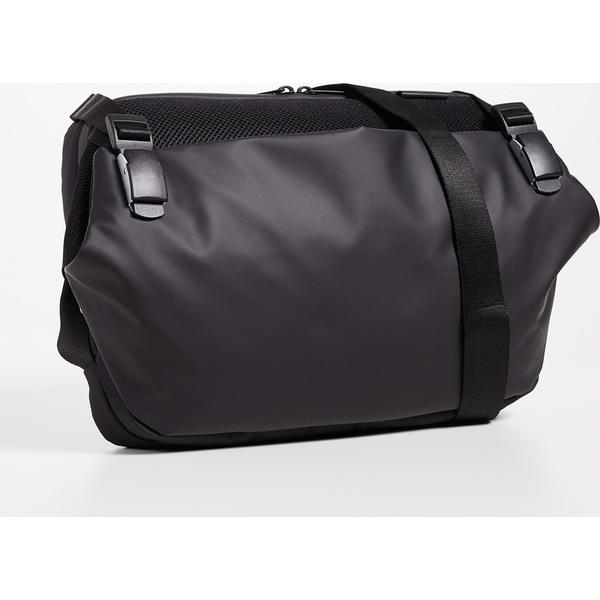 【エントリーでポイント5倍】(取寄)Cote & Ciel Riss Obsidian Messenger Bag コートエシエル リス オブシディアン メッセンジャー バッグ Black