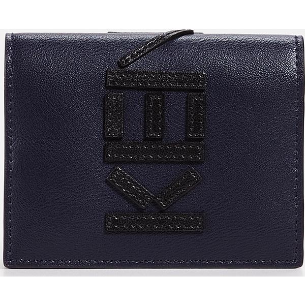 (取寄)KENZO Fold Cardholder ケンゾー フォールド カードホルダー Logo