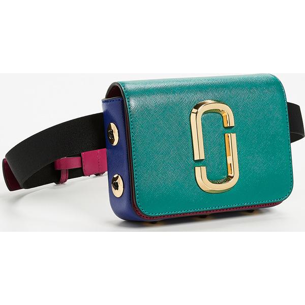 (取寄)マークジェイコブス ヒップ ショット ボタン コンバーチブル ベルト バッグ Marc Jacobs Hip Shot Buttons Convertible Belt Bag ArugulaMulti