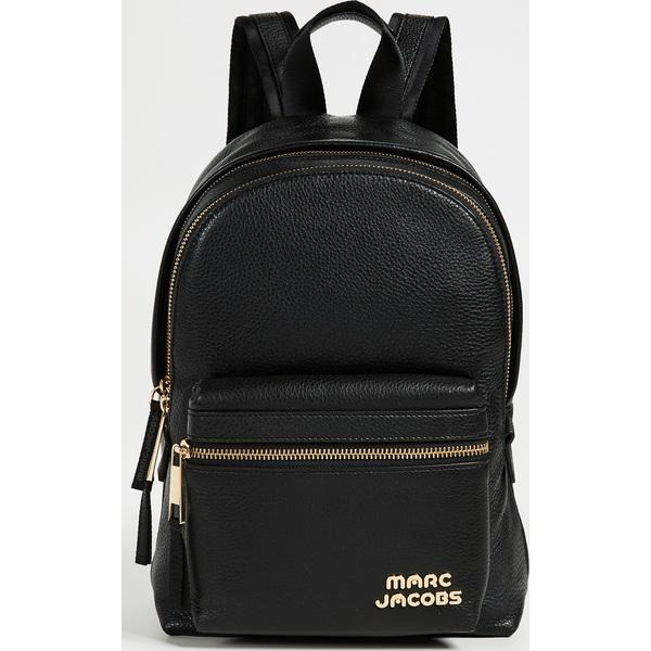 (取寄)マークジェイコブス ミディアム バックパック Marc Jacobs Medium Backpack Black
