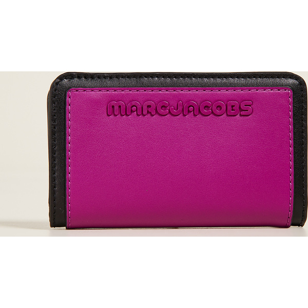 (取寄)マークジェイコブス コンパクト ウォレット Marc Jacobs Compact Wallet Magenta