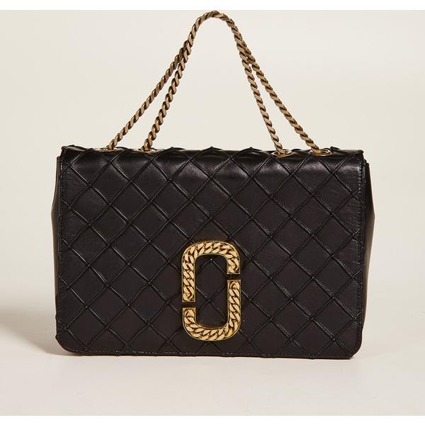 (取寄)マークジェイコブス St マーク トラブル ショルダー バッグ Marc Jacobs St. Marc Trouble Shoulder Bag Black