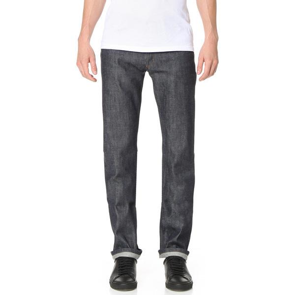 (取寄)アーペーセー ニュー スタンダード インディゴ ジーンズ A.P.C. New Standard Indigo Jeans Indigo