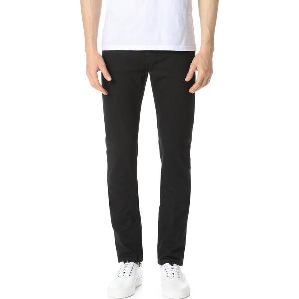 (取寄)アーペーセー プティ スタンダード スリム ジーンズ A.P.C. Petit Standard Slim Jeans WashedBlack