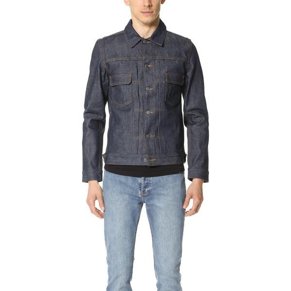 (取寄)アーペーセー ロー デニム ワーク ジャケット A.P.C. Raw Denim Work Jacket Indigo