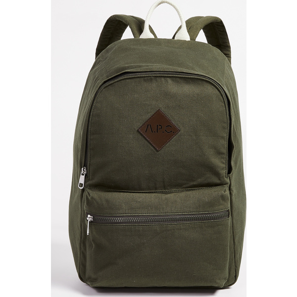 (取寄)アーペーセー サディ バックパック A.P.C. Sadie Backpack MilitaryKhaki